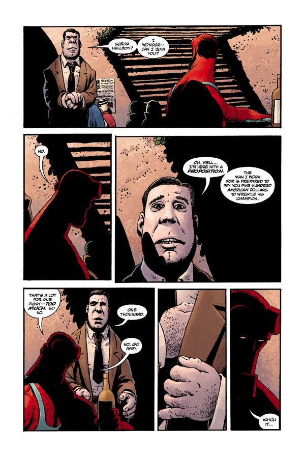 Hellboy House Of The Living Dead 02