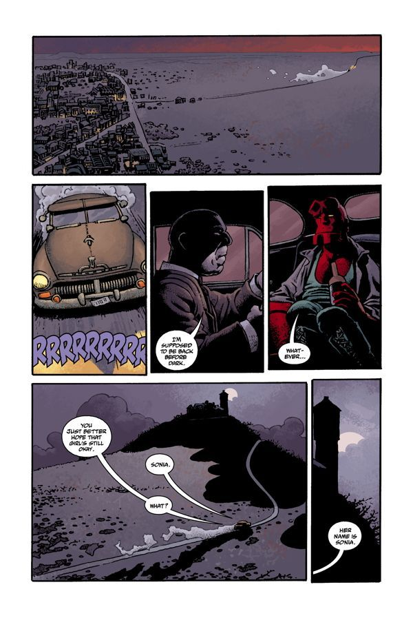 Hellboy House Of The Living Dead 04