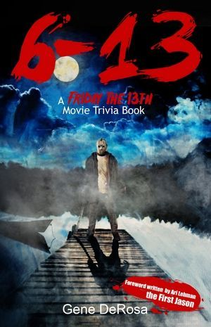 6 13 A Friday The 13th Trivia Book Poster