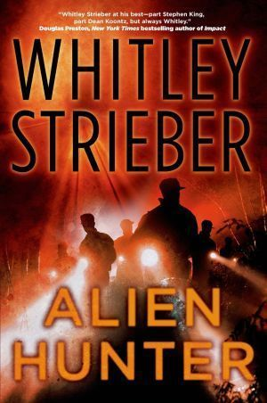 Alien Hunter Whitley Strieber Poster