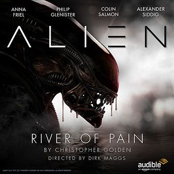 alien river of pain