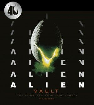 Alien Vault The Complete Story And Legacy Ian Nathan Poster Large