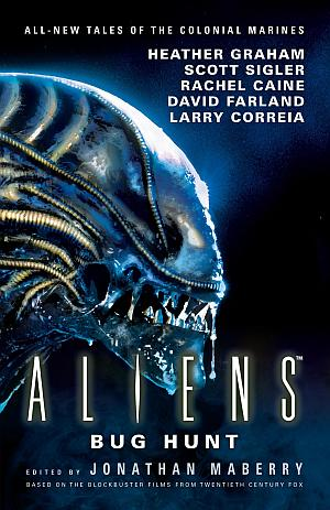 Aliens Bug Hunt Jonathan Maberry Poster