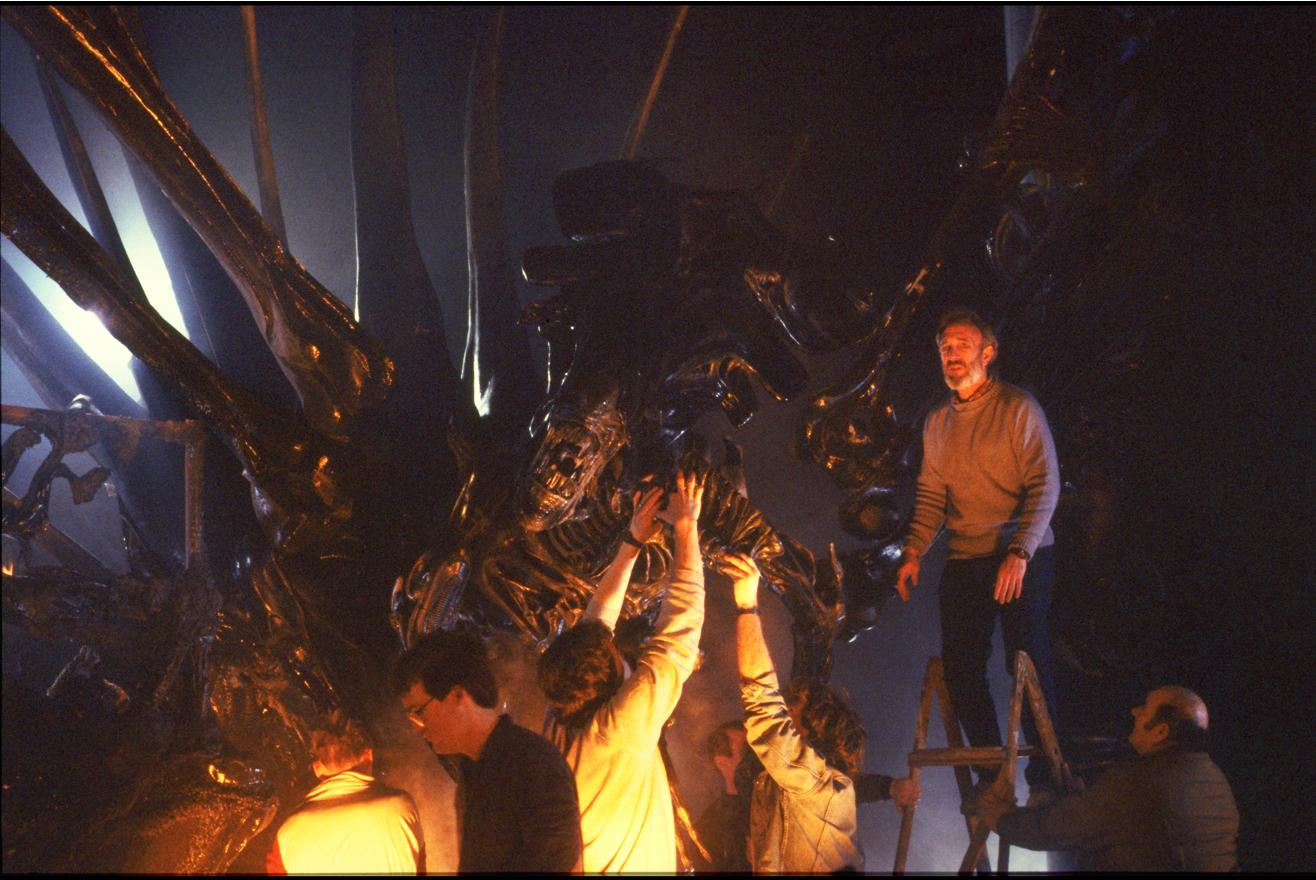 Aliens The Set Photography 04