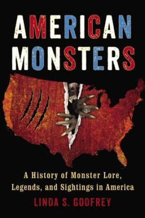American Monsters Linda S Godfrey Poster