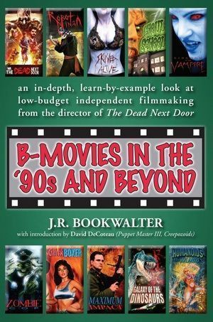 B Movies In The 90s Poster