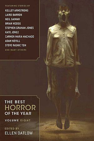Best Horror Of The Year Volume 8 Ellen Datlow Poster