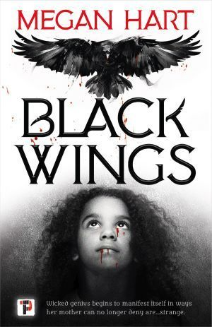 Black Wings Megan Hart Poster