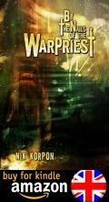 By The Nails Of The Warpriest Kindle Amazon Uk
