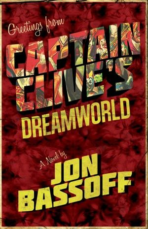 Captain Clives Dreamworld Jon Bassoff Poster Large