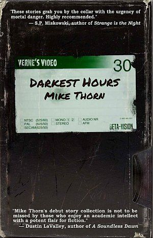Darkest Hours Mike Thorn Poster