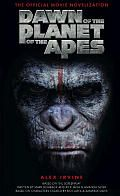 Dawn Of The Planet Of The Apes Alex Irvine Cover