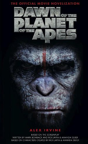 Dawn Of The Planet Of The Apes Alex Irvine Poster
