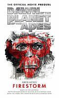 Dawn Of The Planet Of The Apes Firestorm Cover