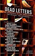 Dead Letters Conrad Williams Cover