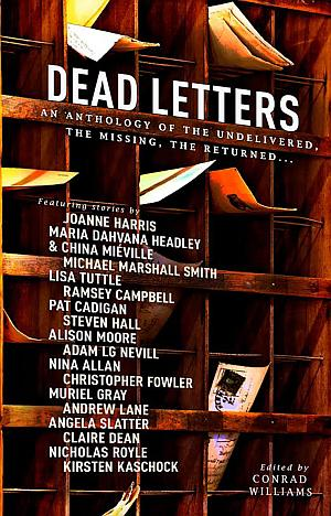 Dead Letters Conrad Williams Poster