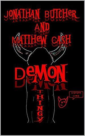 Demon Thingy Jonathan Butcher Matthew Cash Poster
