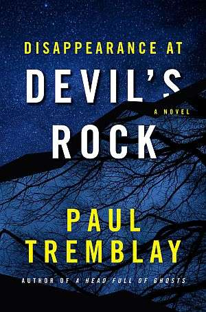 Disappearance At Devils Rock Paul Tremblay Poster