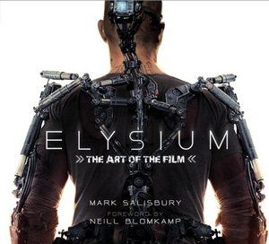Elysium The Art Of The Film 01