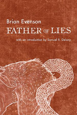 Father Of Lies Brian Evenson Poster