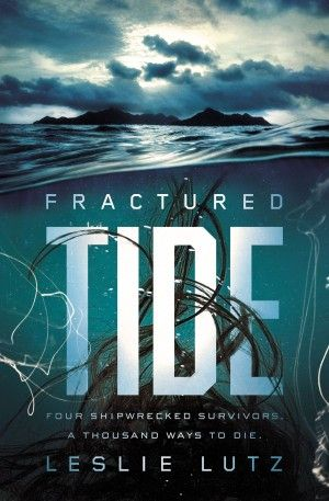 Fractured Tide Leslie Lutz Poster Large