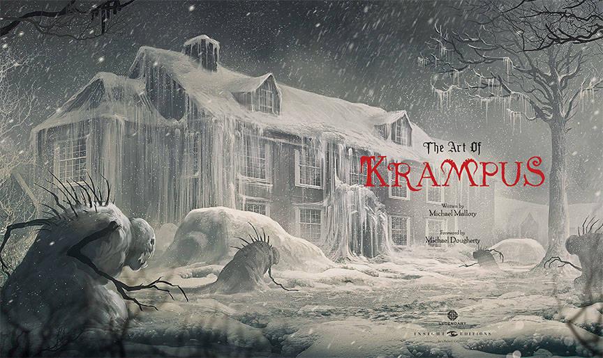 The Art Of Krampus 01
