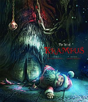 The Art of Krampus Book Cover
