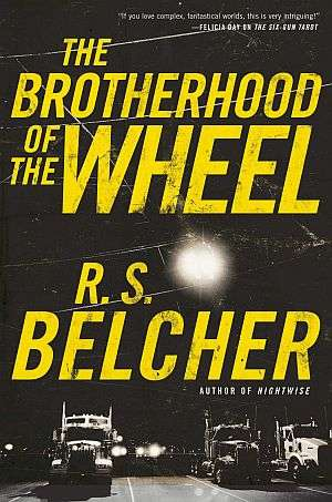 The Brotherhood Of The Wheel Rs Belcher Poster
