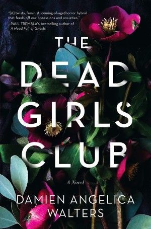 the dead girls club damien angelica waters poster large