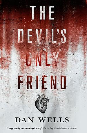 The Devil's Only Friend Book Cover