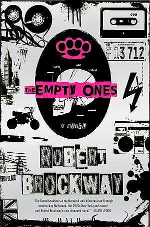 The Empty Ones Robert Brockway Poster