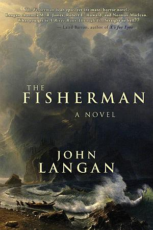 The Fisherman John Langan Poster