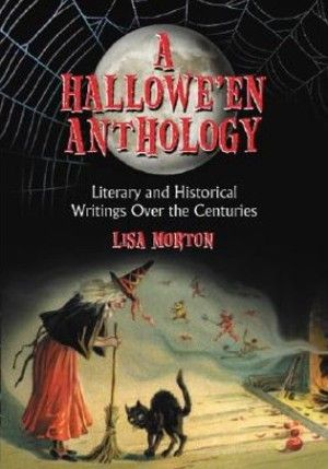 a halloween anthology lisa morton large