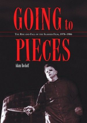 Going To Pieces Adam Rockoff Poster