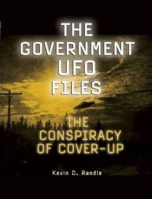 Government Ufo Files Kevin D Randle Poster