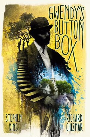 Gwendys Button Box Stephen King Richard Chizmar Poster