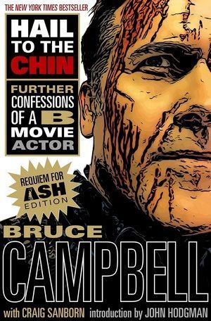 Hail To The Chin Bruce Campbell Large