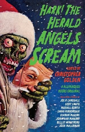 Hark The Angels Scream Christopher Golden Poster