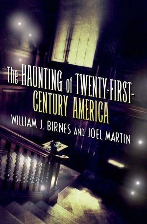 Haunting Of 21st Century America Barnes Martin Poster