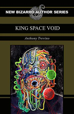 King Space Void Anthony Trevino Poster