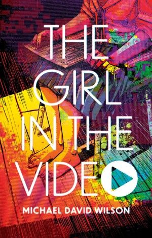 the girl in the video michael david wilson poster large