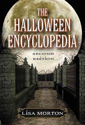The Halloween Encyclopedia Lisa Morton Large