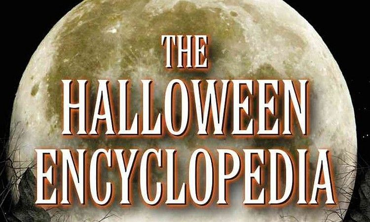 The Halloween Encyclopedia Lisa Morton Main