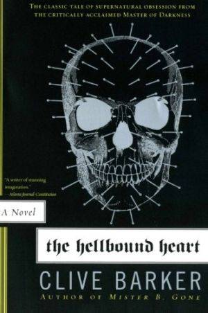 The Hellbound Heart Clive Barker Poster
