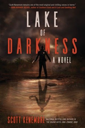 Lake Of Darkness Scott Kenemore Poster Large