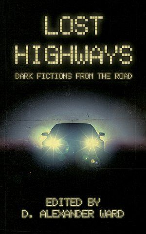 Lost Highways D Alexander Ward Poster