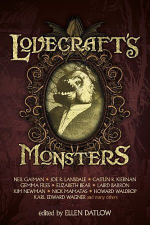 Lovecrafts Monsters Ellen Datlow Poster