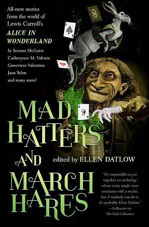 Mad Hatters And March Hares Ellen Datlow Poster