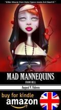 Mad Mannequins From Hell Kindle Amazon Uk