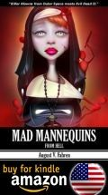 Mad Mannequins From Hell Kindle Amazon Us